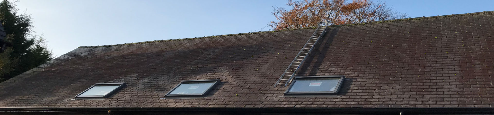 Roof windows in Sheffield | Skylight and Velux installation Sheffield