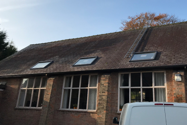 Roofing Company in Sheffield | Bamford roofing - Fitting Velux Windows